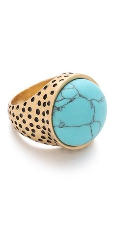 Madewell Textured Ring