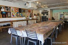 Studio & Classroom at Art Works Studio & Classroom (Culver City) - Los Angeles, CA | Venyooz