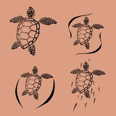 sea turtle tattoo - Google Search
