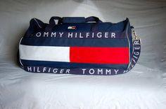 Vintage TOMMY HILFIGER . Tommy Hilfiger Bag by skinsvintagefashion, $50.00 https://www.etsy.com/listing/167986395/vintage-tommy-hilfiger-tommy-hilfiger?ref=shop_home_active