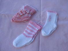 calzini bimba di maglieriamagica su Etsy, €27.50