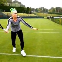 Tennis pro Bethanie Mattek-Sands is wearing Google Glass at Wimbledon this week. The video here gives a cool look at life through her eyes.