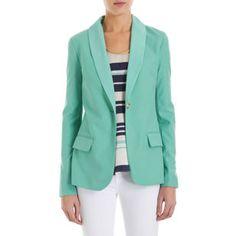 Elizabeth and James: new sammi blazer & stripe hudson top