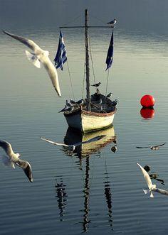 Volvi Lake, Greece Λίμνη Βόλβη | Λίμνες | Φύση | Ν. Θεσσαλονίκης | Περιοχές | WonderGreece.gr