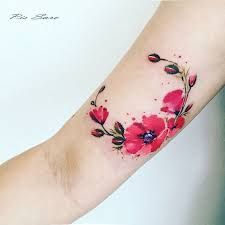 Image result for poppy tattoo