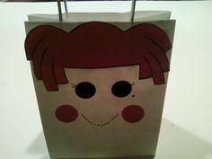 LALALOOPSY Gift/Loot/Goody/Party Bag