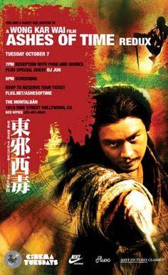 Ashes of Time - Wong Kar Wai