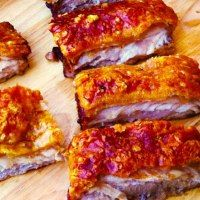 It's All About The Crackling – Slow Roasted Pork Belly Scented with Fennel | The Paddington Foodie