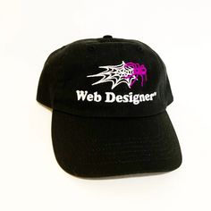 A FUN GAG HAT FOR INCREDIBLY ONLINE GENIUSES OR MAYBE NATURE ENTHUSIASTS! NO ONE ELSE, PLEASE! HI-QUAL, BUCKLE BACK, EMBROIDERED HERE IN MONTREAL :)