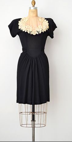 sick 1930 dress