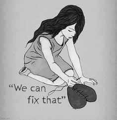 we can fix that