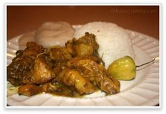 Jamaican Curry Chicken gotta try this recipe I Love Curry Chicken :)