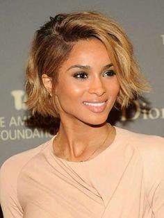 Short To Medium Brown Hairstyles
