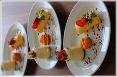 Happy Delicious Bakery お花のマドレーヌとデザートプレート♪ 128デザートプレート