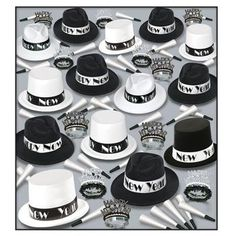 Roaring 20's New Years Eve Party Kit for 100