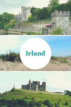 Irland: 7 Highlights und 2 Hinweise - Artikel auf dem Reiseblog. Wir waren 12 Tage lang von Dublin aus mit dem Mietwagen auf dem Wild Atlantic Way unterwegs.
