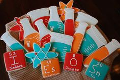just bought these cookie cutters for our next chemistry bake sale :D im so excited