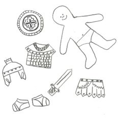 Lesson 2 Coloring page: God Made Me Coloring Page
