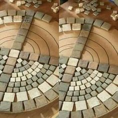 www.madeinsassuolo.it  Per opere molto dettagliate, come le opere figurative, richiama al mosaico romano imperiale. Vari formati a partire da 60 euro chiama ora per visitare Ns magazzino info 3341469357 barbara watsap