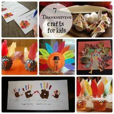 _kids_thanksgiving_crafts_pinterest.jpg 500×500 pixels