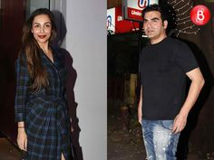 Malaika Arora Khan and Arbaaz Khan were spotted having dinner together at a popular restaurant in Bandra on Wednesday night. Check out the pictures here. Arbaaz Khan, Wednesday, Bollywood, Restaurant, Shirt Dress, Popular, Dinner, Night, Pictures