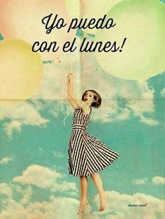 Con el lunes y con todo... ¡tú puedes! #Lunes #BuenosDias #TheTaiSpa