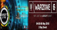 Airsoft Time (S.2-#10) - 25.03.2018 (WarZone 6) S 2, Airsoft, Finals, Broadway Shows, Final Exams