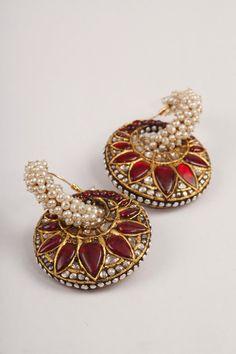 Mughal Inspired Earrings