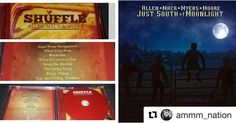#Repost @ammm_nation  Via #AMMM: Both of these CD's will be available at the shows on the Forever and Seventeen Tour. Remember the only way you can ever get Shuffle is at our Merch table when we tour. Visit http://ift.tt/2jKexyf for tour dates! #AllenMackMyersMoore   via Instagram http://ift.tt/2jEp0vz  Shinedown Zach Myers