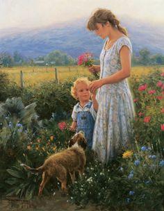 Peintre Robert Duncan