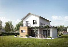 1000 images about maison on pinterest construction cuisine and euro. Black Bedroom Furniture Sets. Home Design Ideas