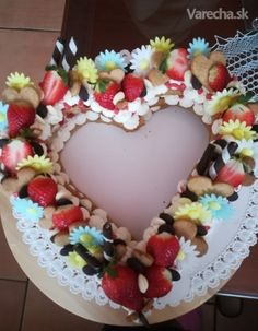 Nahé srdce (fotorecept) - Recept