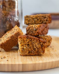 My favourite seed rusks Rusk Recipe, My Favorite Food, Favorite Recipes, Healthy Seeds, South African Recipes, Snack Recipes, Snacks, Rustic Cake, Easy Meals