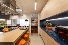 decoração cozinha planejada