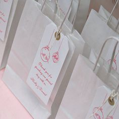 Wedding favours...