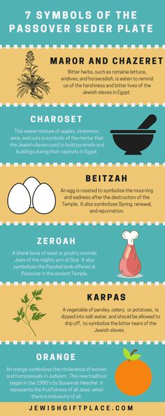 The Four Cocktails An Illustrated Passover Guide Infographics