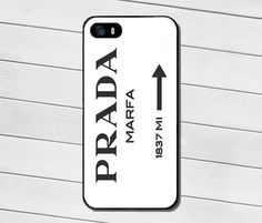 Gossip Girl PRADA MARFA iPhone Case by 103Designs on Etsy
