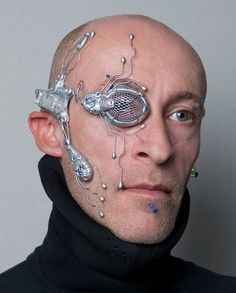 Optimus G2 cybernetic head system by DominicElvinDesign on Etsy, £70.00