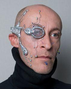Système de têtes cybernétique Optimus G2