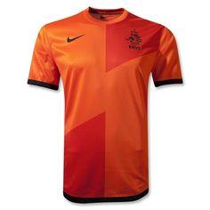 Netherlands. Home Soccer Jersey!!!