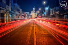 #Aguascalientes de noche  ¡¡ No podría ser mas espectacular !!