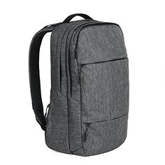 Incase City Backpack  Heather BlackGunmetal Gray ** Read more  at the image link. (Note:Amazon affiliate link) #LuggageTravelGear