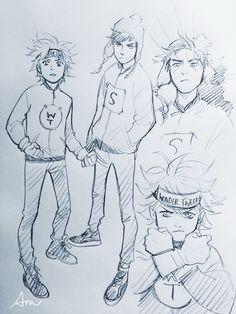 Creek ▪ Craig x Tweek ▪ South park South Park Anime, South Park Fanart, Character Art, Character Design, Tweek And Craig, Tweek South Park, Fan Art, Drawing Reference, Traditional Art