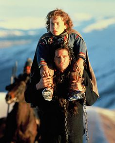 Willow [1988]. This is a pretty good mive. It is also one of those movies trying to start a new Star Wars craze. It failed obviously but that doesn't mean it's not a good movie. Give it a watch. 4 of 5