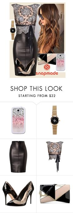 """""""Snapmade 8/10"""" by sanela1209 ❤ liked on Polyvore featuring Samsung, Dsquared2, Agent Provocateur, Alexander McQueen and Nine West"""