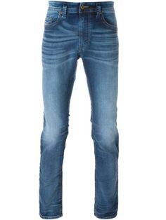 DIESEL 'Thavar-Ne 0674Z' Skinny Jeans. #diesel #cloth #jeans
