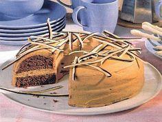 vcielkaisr-mojerecepty: Kávový koláč