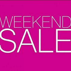 WEEKEND SALE - PLEASE READ Weekend sale on polishes. Message me what you would like and I'll make a listing. Other