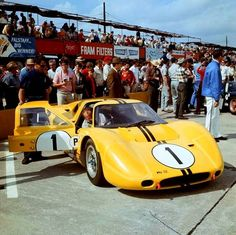 Mario Andretti with Bruce McLaren driving a Ford Mk IV at the 12 Hours of Sports Car Racing, Sport Cars, Auto Racing, Road Racing, Le Mans, Vintage Sports Cars, Vintage Racing, Vintage Auto, Ford Shelby