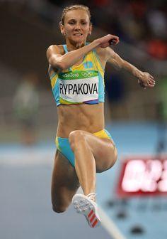 Olga Rypakova, 31, Kazakhstan. Triple Jump. Rio